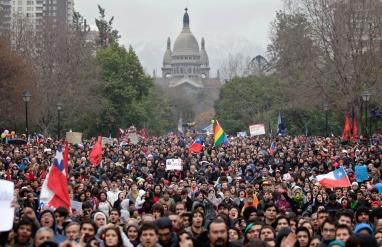 Chilean Protest