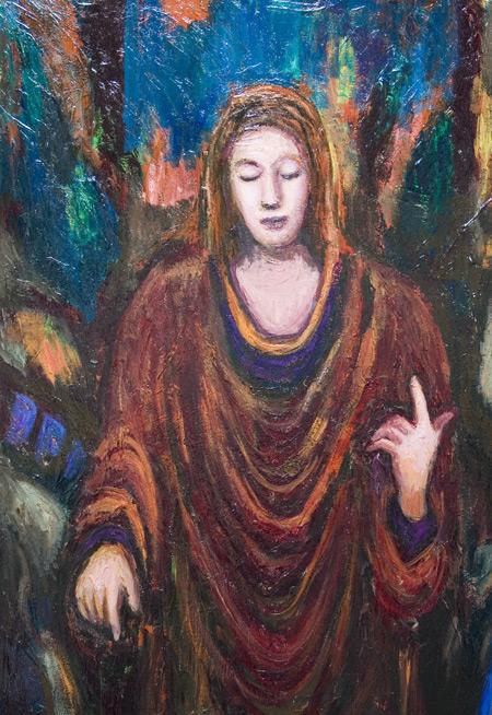 Kazuya Akimoto's Jesus Christ:a
