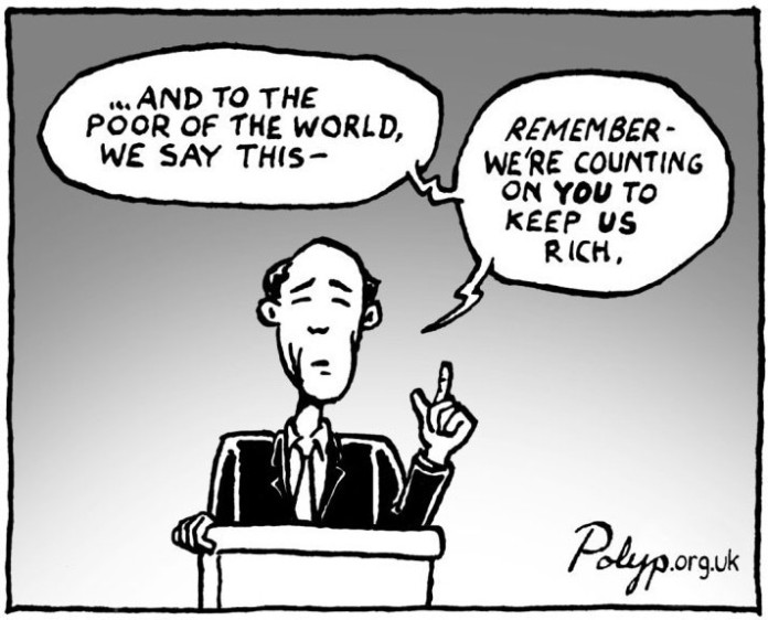 poor of the world